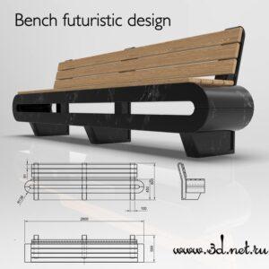 Bench futuristic design 00003 300x300 - Главная страница
